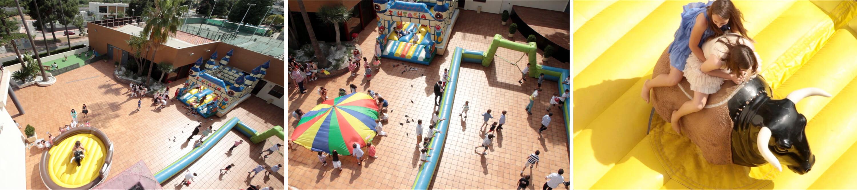 Les moreres - espacios - espacio infantil